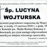 Ś.P. Lucyna Wojturska, 08.06.2018 r. Lwówek Śląski, Pilchowice