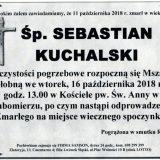 Ś.P. Sebastian Kuchalski, 11.10.2018 r. Lwówek Śląski – Lubomierz