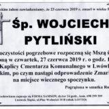Ś.P. Wojciech Pytliński 23.06.2019 r. Lwówek Śląski